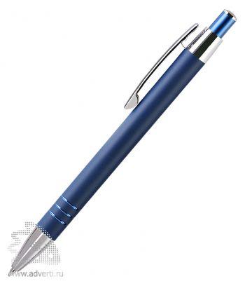 Шариковая ручка «Avenue», синяя с синим