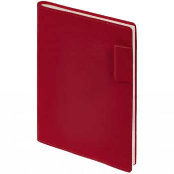 Ежедневник Tact, А5, красный