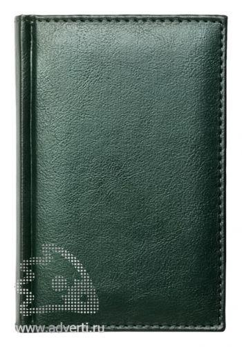 Ежедневники «Casco», зеленый