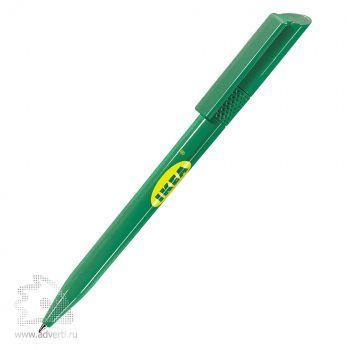 Шариковая ручка «Twisty» Lecce Pen, зеленая