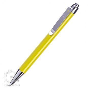 Шариковая ручка «Beta» BeOne, желтая