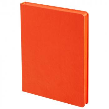 ежедневник, оранжевый