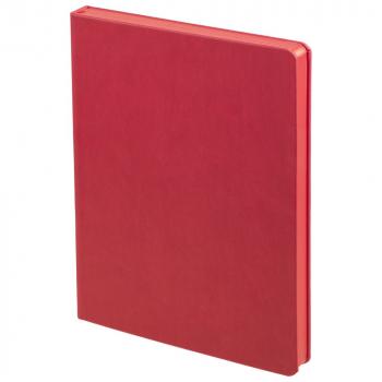 ежедневник, красный