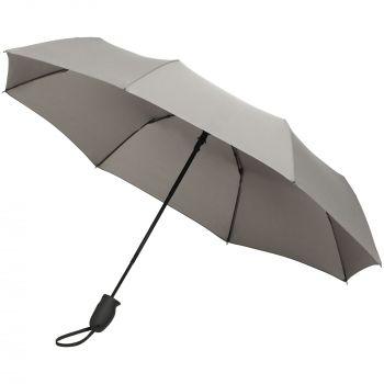 Складной зонт «Tracery», с проявляющимся рисунком