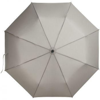 Складной зонт «Tracery», с проявляющимся рисунком, купол