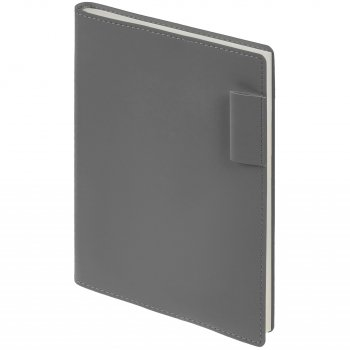 Ежедневник Tact, А5, серый
