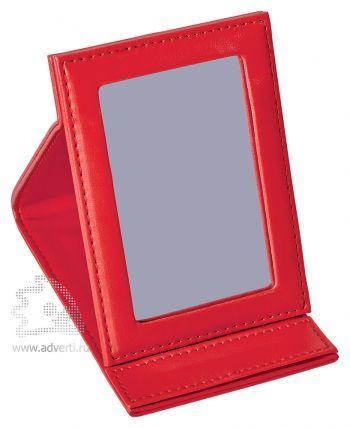 Зеркало складное «Every Day», красное, в открытом виде