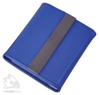 Футляр для карт, синий