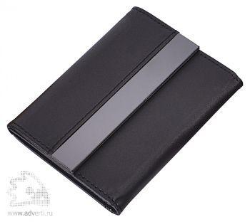 Футляр для карт, черный