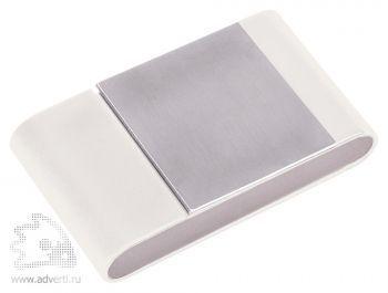 Визитница «Aluminium», белый