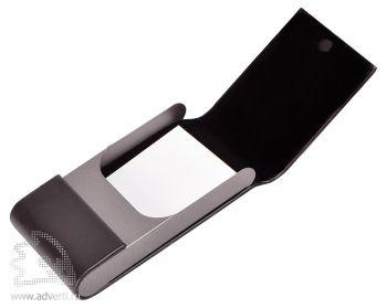 Визитница «Aluminium», внутренний дизайн
