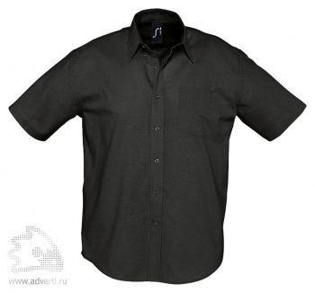 Рубашка «Brisbane 135», мужская, черная