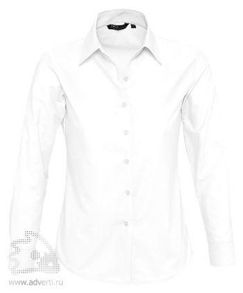 Рубашка «Embassy 135», женская, белая