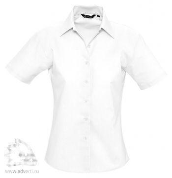 Рубашка «Eden 140», женская, белая