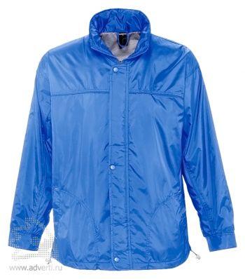 Ветровка «Mistral 210», мужская, синяя