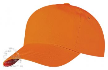 Бейсболка «Unit Promo», оранжевая