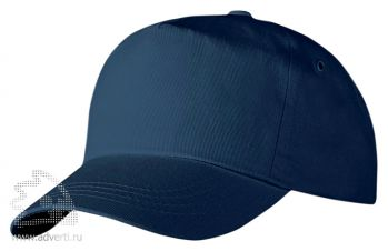 Бейсболка «Unit Promo», темно-синяя