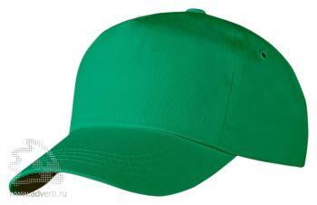 Бейсболка «Unit Promo», зеленая