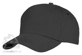 Бейсболка «Unit Standart», черная