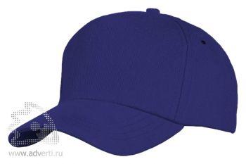 Бейсболка «Unit Standart», синяя