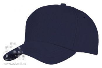 Бейсболка «Unit Standart», темно-синяя