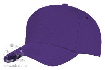 Бейсболка «Unit Standart», фиолетовая