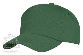 Бейсболка «Unit Standart», зеленая