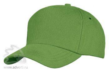 Бейсболка «Unit Standart», светло-зеленая