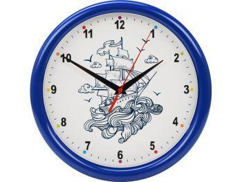 Часы настенные разборные «Idea», синие