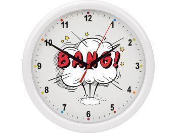 Часы настенные разборные «Idea», белые