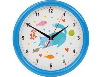 Часы настенные разборные «Idea», голубые