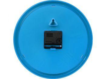 Часы настенные разборные «Idea», голубые, обратная сторона