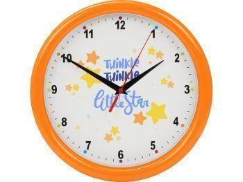 Часы настенные разборные «Idea», оранжевые