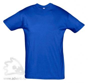 Футболка «Regent Kids 150», детская, синяя