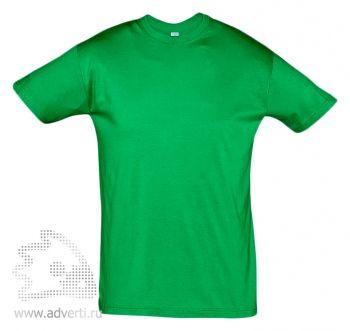 Футболка «Regent Kids 150», детская, зеленая