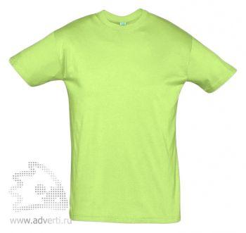 Футболка «Regent Kids 150», детская, светло-зеленая