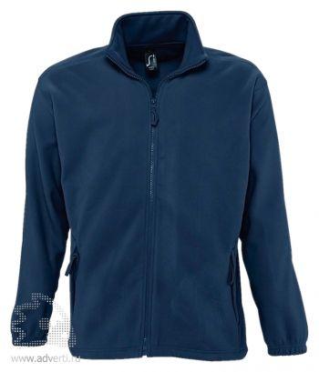 Куртка «North Men 300», мужская, Sol's, Франция, темно-синяя