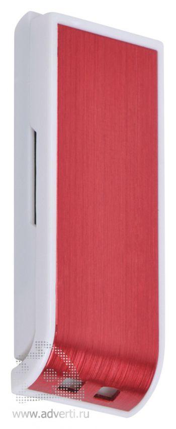 USB flash-карта «Slider», красная