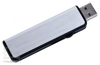 USB flash-карта «Pull», открытая