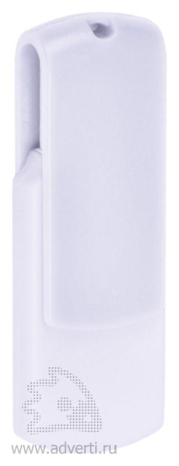 USB flash-карта «Easy», белая