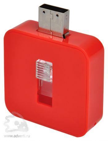 USB flash-карта «Akor», открытая