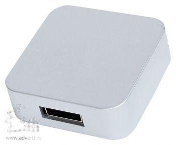 USB flash-карта «Akor», серебристая