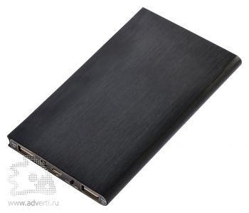 Универсальное зарядное устройство «Energy», черное