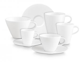Кофейная пара Caffe Club White