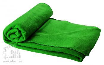 Плед в чехле «Huggy», зеленое