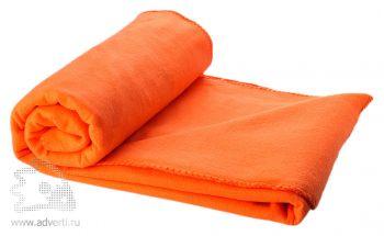 Плед в чехле «Huggy», оранжевое