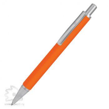 Шариковая ручка «Classic» BeOne, оранжевая