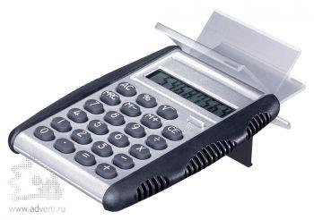 Калькулятор настольный «Magic» с крышкой-подставкой