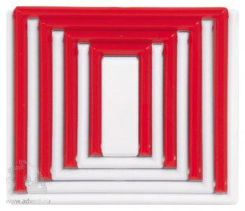Антистресс-трансформер «Mister Twister», красный