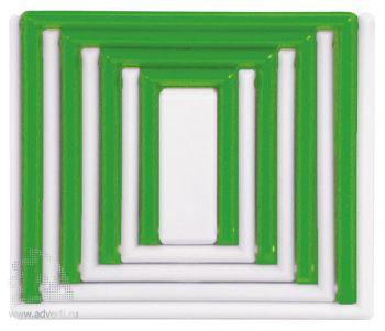 Антистресс-трансформер «Mister Twister», зеленый
